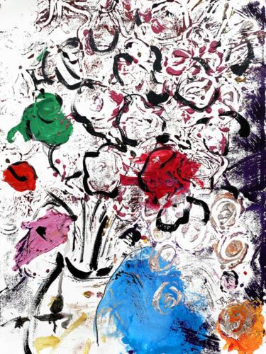 Fleur De Sel 12-Colorful-Blue-Black) 2021